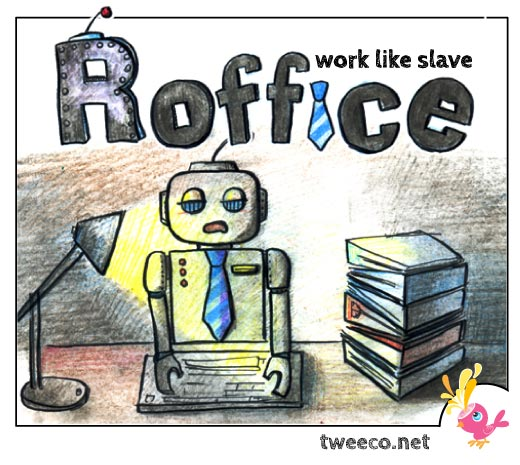 Roffice Comics intro